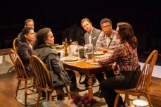 """The Blameless"" by Nick Gandiello, at the Old Globe in San Diego, Calif., through March 26. (Photo by Jim Cox)"
