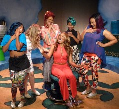 """'da Kink in My Hair"" by Trey Anthony, at Horizon Theatre in Atlanta, through Aug. 28."
