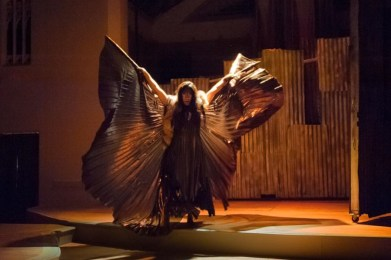 """De Troya"" by Caridad Svich, at Cara Mía Theatre Co. in Dallas through May 14."
