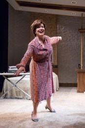 """""""Erma Bombeck: At Wit's End,"""" by Allison Engel and Margaret Engel, at Cincinnati Playhouse in the Park through June 18. Pictured: Barbara Chisholm. (Photo by Mikki Schaffner)"""