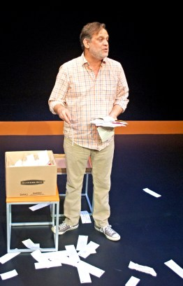 """""""Every Brilliant Thing"""" by Duncan Macmillan, at B Street Theatre in Sacramento, Calif., through Sept. 18. Pictured: Duncan Macmillan."""