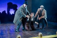 """The Hound of the Baskervilles,"" adapted by Steven Canny and John Nicholson from Sir Arthur Conan Doyle, at Pennsylvania Shakespeare Festival in Center Valley, Pa., through July 16."