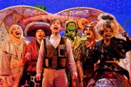 """""""Roald Dahl's James And the Giant Peach"""" adapted by David Wood, at Dallas Children's Theater through May 27."""