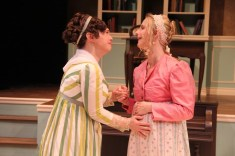 """Miss Bennet: Christmas at Pemberley,"" by Lauren Gunderson and Margot Melcon, at Oregon Contemporary Theatre in Eugene, Ore., through Dec. 16."
