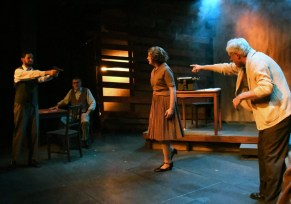 """""""Mother Night"""" by Kurt Vonnegut, at Custom Made Theatre Co. in San Francisco through June 24."""