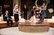 """Six Degrees of Separation"" by John Guare, at Theater Latté Da in Minneapolis, through April 9. (Photo by Dan Norman)"