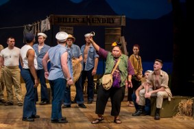 """""""South Pacific"""" by Richard Rodgers and Oscar Hammerstein II, at Clarence Brown Theatre in Knoxville, Tenn., through May 8."""