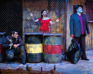 """""""The Ghosts of Lote Bravo"""" by Hilary Bettis, at Unicorn Theatre in Kansas City, Mo., through May 8."""