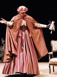 "Joy Jones in ""Mary T. & Lizzy K."" at Arena Stage. (Photo by Schott Suchman)"