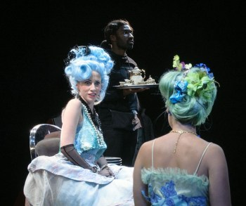 """Marie Antoinette"" by David Adjmi, at The NOLA Project in New Orleans through Sept. 20. (Photo by John B. Barrois)"