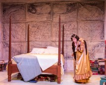 """""""The Hunchback of Seville"""" by Charise Castro Smith, a coproduction of Know Theatre of Cincinnati and University of Cincinnati-College Conservatory of Music/Drama Division, through Oct. 24. Pictured: Colleen Ladrick. (Photo by Daniel R. Winters)"""