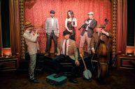 """The Swingaroos"" at Florida Studio Theatre in Sarasota, Fla., through Sept. 20."
