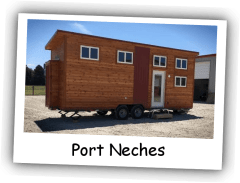 26 Foot Port Neches American Tiny House