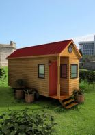 Nashville American Tiny House Front