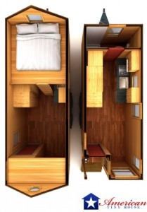 ATH Mockup of Home Plan - Tiny House Builder