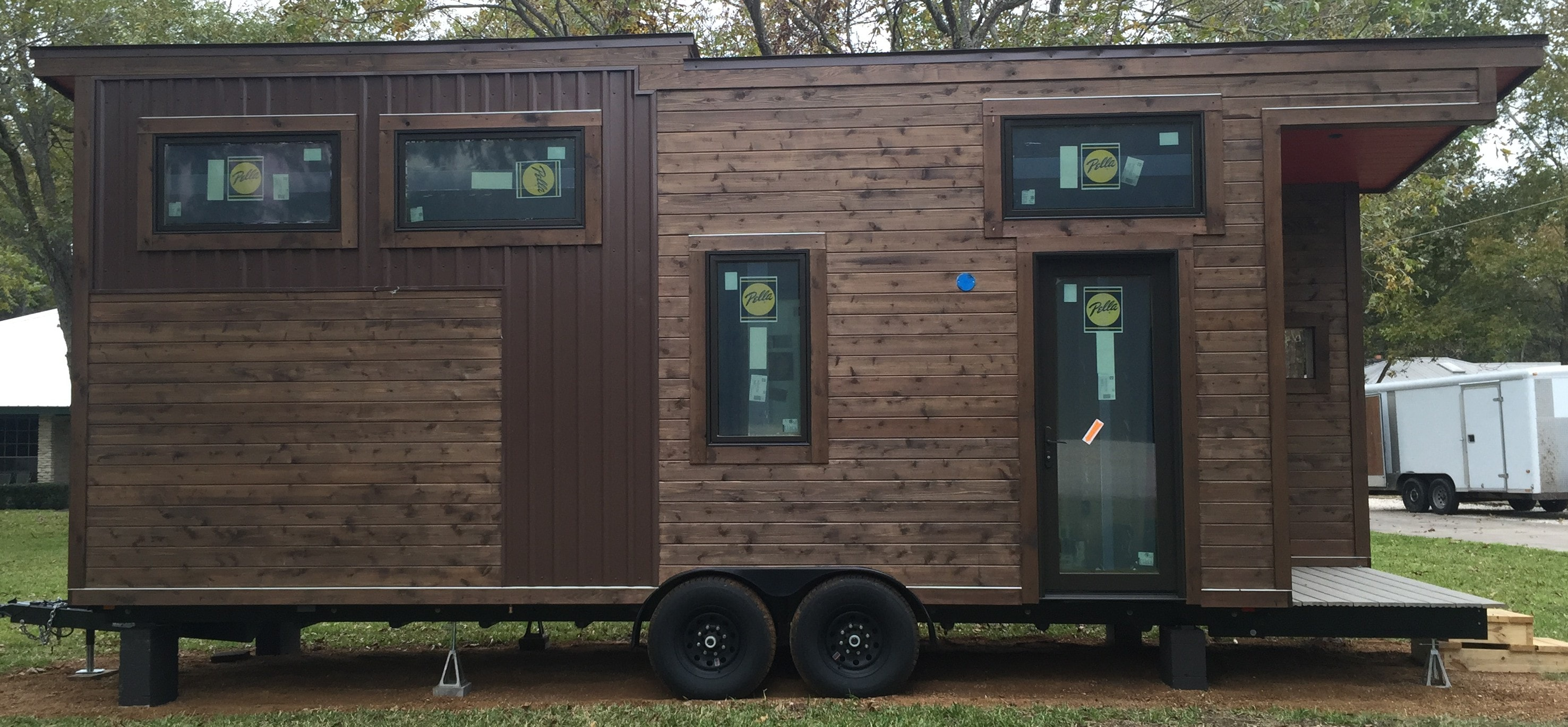 In House Financing Dallas Tx >> Austin American Tiny House - American Tiny House