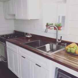 28' San Francisco Model Decorated Kitchen American Tiny House