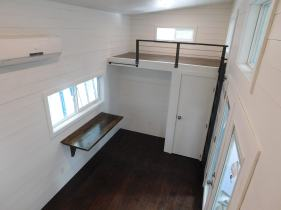 American Tiny House San Francisco Top Looking Across