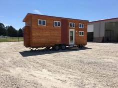 26-American Tiny House Port Neches Tiny Home Outside-photo