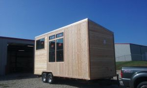 Phoenix large windows American Tiny House