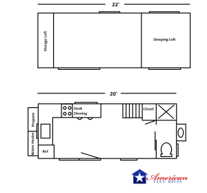 20_ Houston Floor Plan