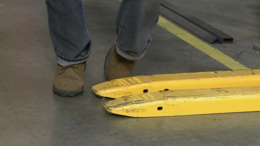 Trip Fall Safety Tips Workplace Employees