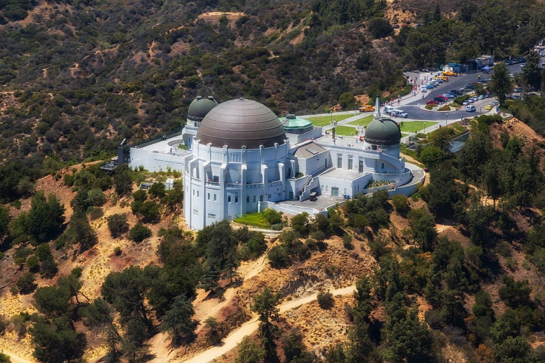 Griffith Observatory - How to spend 3 days in Los Angeles