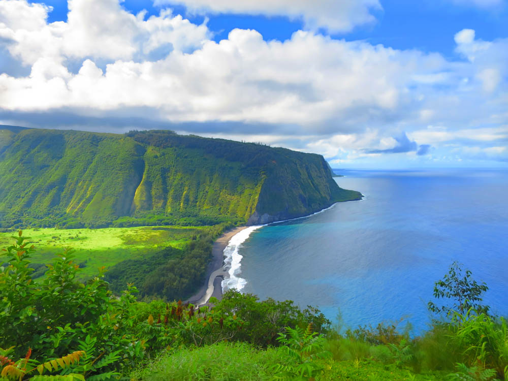suggested itinerary visiting the big island hawaii
