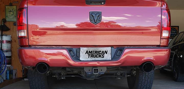 https www americantrucks com ram exhaust 2009 html