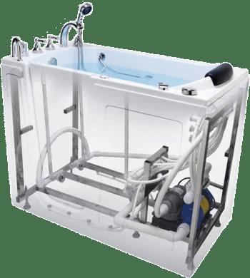 walk in tubs medicare reimbursement and