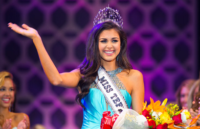 Katherine Haik, Miss Teen USA 2015. Photo Courtesy of missuniverse.com