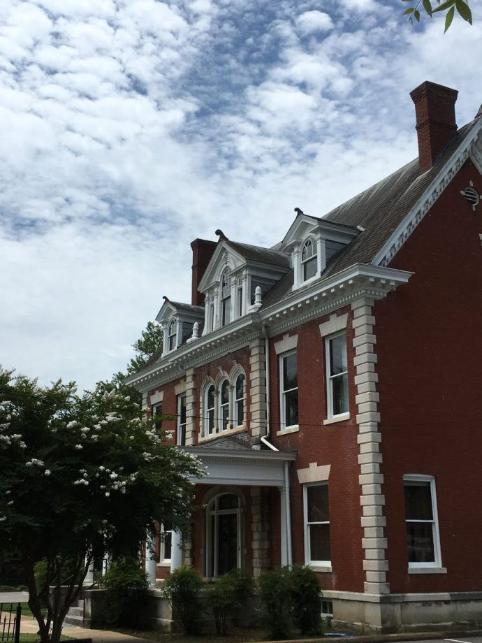 Corinth Mississippi Beautiful Buildings