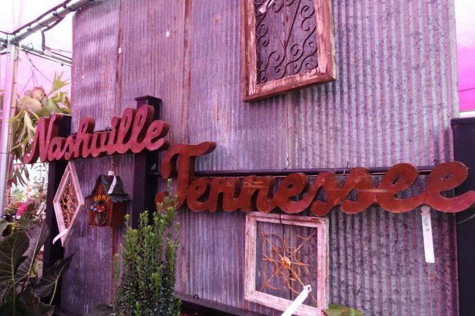 Nashville Farmers Market Plant Shed