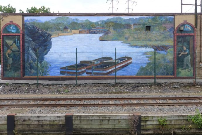 Manayunk History Mural