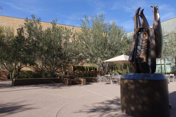 Musical Instrument Museum Phoenix Sculpture