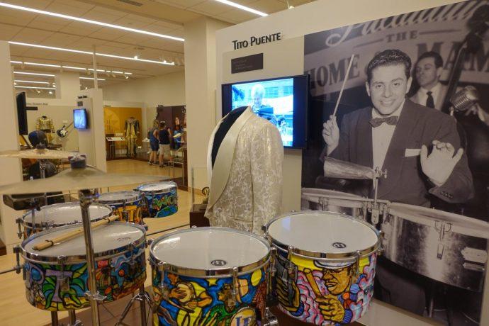 Musical Instrument Museum Tito Puente Exhibit