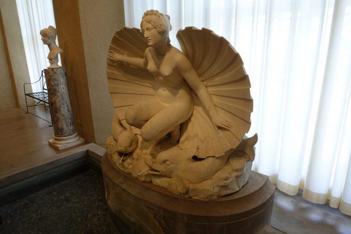 Philadelphia Museum of Art Birth of Venus Sculpture