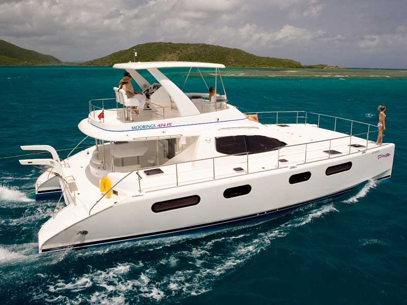 Bareboat Charter Tips For Sailing The Virgin Islands