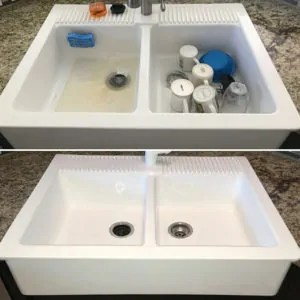 sink refinishing in miami and broward sink repair and restore