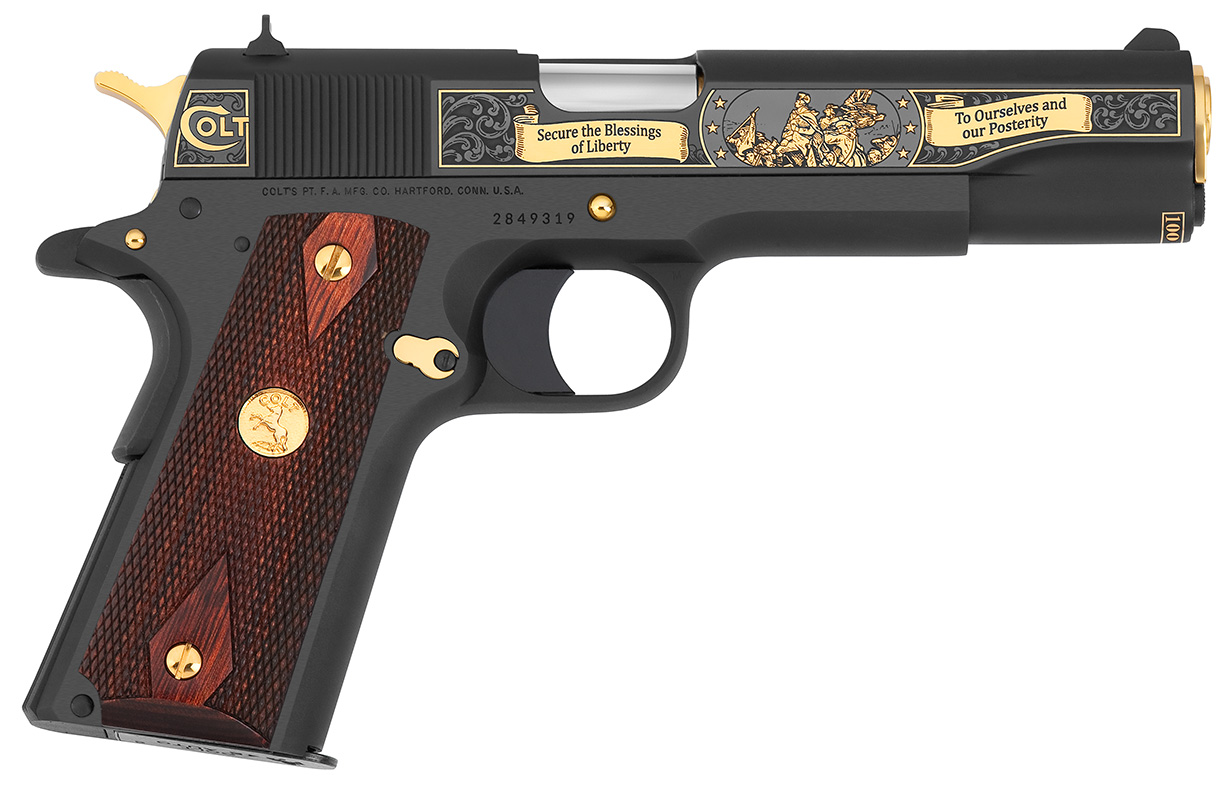 Colt We The People Tribute Pistol
