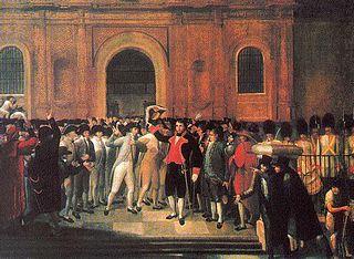 Révolución del 19 de abril de 1810