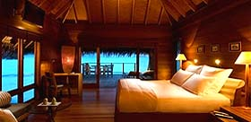 Chambre dans le bungalow