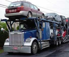 Auto transport services