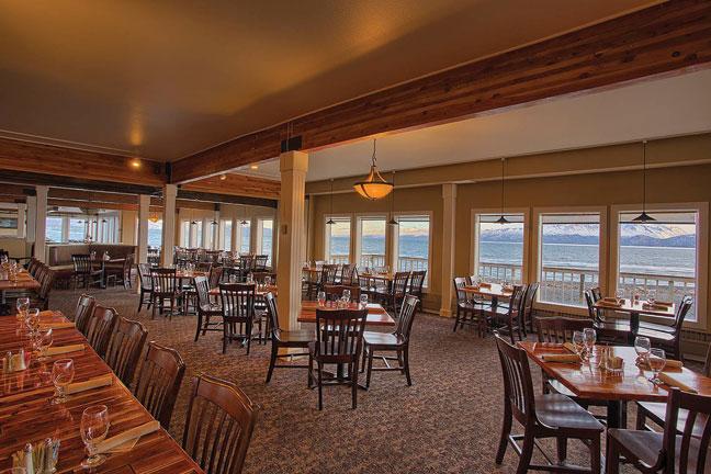 Chart Room Restaurant Anchorage AK Anchorage