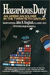 Hazardous Duty Book Cover