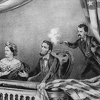 The assassination of President Lincoln: at Ford's Theatre, Washington, D.C., April 14th, 1865.