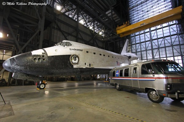PHOTO FEATURE: Space Shuttle Endeavour Ready For ...