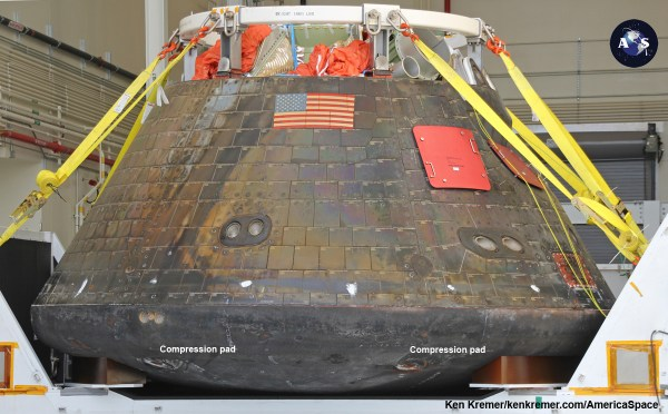 NASA Alters Orion Heat Shield for 2018 Flight With ...