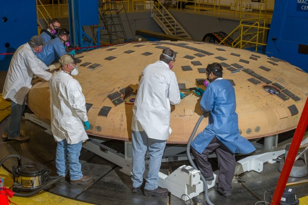 After EFT-1, Orion Crew Module Subjected to Intense Heat ...