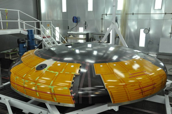 NASA Makes Improvements to Orion Heat Shield With Data ...